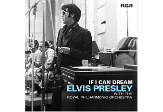 Elvis Presley - If I Can Dream | LP