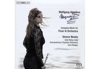 Ostrobothnian Chamber Orches - COMPLETE MUSIC FOR FLUTE AND ORCHES - (CD)