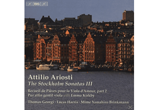 Thomas Georgi - Stockholm Sonatas 3 - (CD)