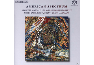 North Carolina Symphony - American Spectrum - (SACD Hybrid)