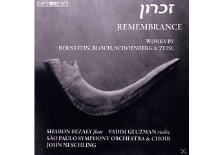 BRONK,STEPHEN & SCHÖNBERG,ARNOLD - Remembrance - (CD)