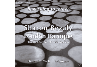 Terence Charlston - Barocking Together - (CD)