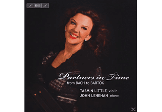 Tasmin Little - Partners in time-Vl&Klavier - (CD)