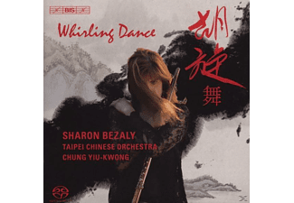 Sharon Bezaly - Whirling Dance - (SACD Hybrid)