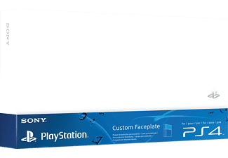 SONY HDD Cover Glacier White