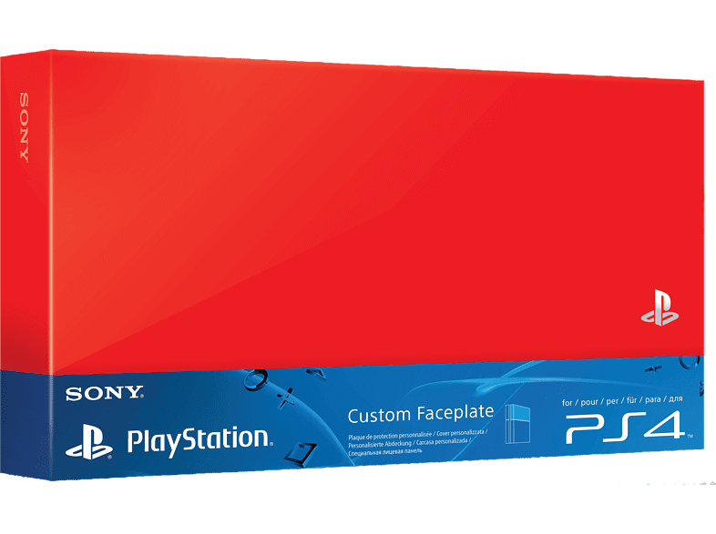 SONY HDD Cover Red  gaming   offline sony ps4 αξεσουάρ ps4