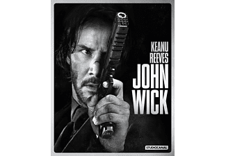 John Wick (Limited Mediabook Edition) [Blu-ray]