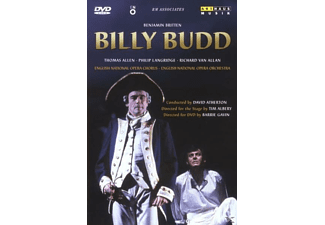 VARIOUS - Billy Budd - (DVD)