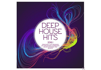 Various - Deep House Hits 2016.1 - (CD)