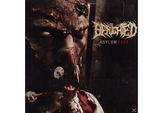 Benighted - Asylum Cave - (CD)