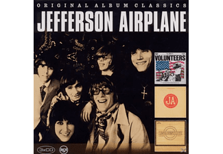 Jefferson Airplane - Original Album Classics - (CD)
