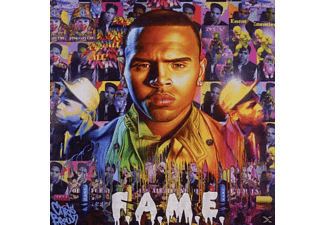 Chris Brown - F.A.M.E. [CD]