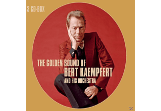 Bert & His Orchestra Kaempfert - The Golden Sound Of Bert Kaempfert [CD]