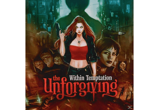 Within Temptation - The Unforgiving | CD