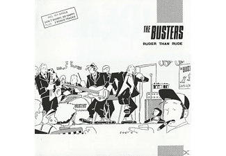 The Busters - RUDER THAN RUDE & BONUS - (CD)