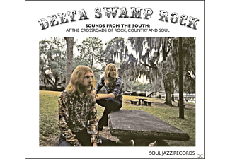 VARIOUS - Delta Swamp Rock- Sounds From The South: At The Crossroads Of Rock, Country And Soul Vol. 1 - (Vinyl)