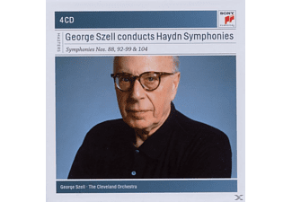 George Szell - Szell Conducts Haydn Symphonies - (CD)
