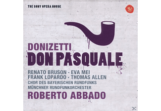Roberto Abbado - Don Pasquale-Sony Opera House - (CD)