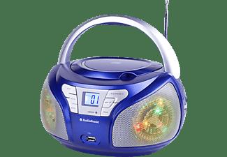 Radio Disco Led Licht Cd-1561 Bl