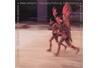 Paul Simon - The Rhythm Of The Saints - (CD)