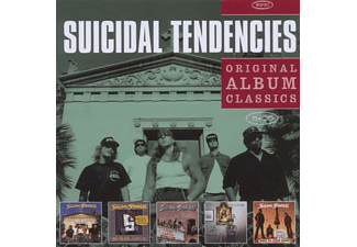 Suicidal Tendencies - Original Album Classics [CD]