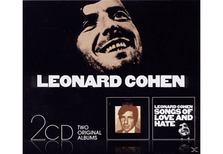 Leonard Cohen - Songs Of Leonard Cohen/Songs Of Love And Hate [CD]