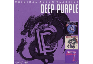 Deep Purple - Original Album Classics - (CD)