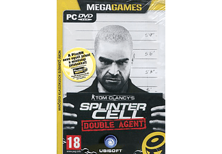 Tom Clancy's Splinter Cell Double Agent (MegaGames) (PC)