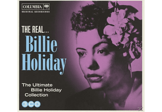 Billie Holiday - The Real Billie Holiday - (CD)
