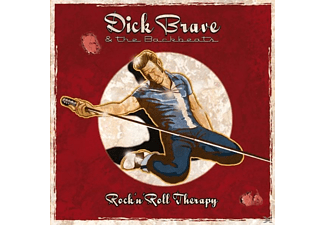 The Backbeats, Dick Brave & The Backbeats - Rock 'n' Roll Therapy - (CD)