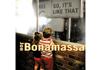 Joe Bonamassa - So, It's Like That - (Vinyl)
