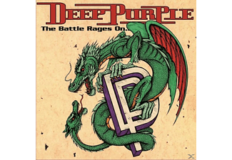 Deep Purple - Battle Rages On [Vinyl]