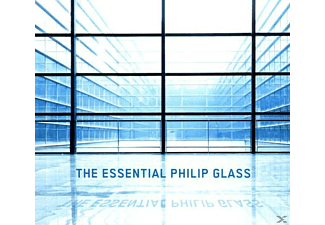 Philip Glass - The Essential Philip Glass [CD]