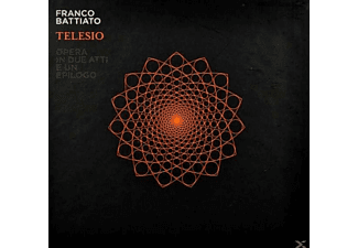 Franco Various & Battiato - Telesio - Opera In Due Atti E Un Epilogo [CD]