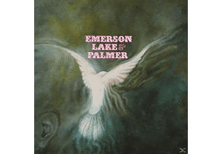 Emerson, Lake and Palmer - Emerson Lake & Palmer - Limited Edition (Vinyl LP (nagylemez))