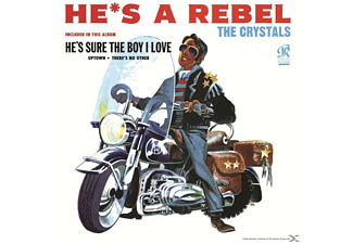 The Crystals - He's A Rebel - (Vinyl)
