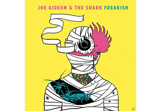 Joe & The Shark Gideon - Freakish - (Vinyl)