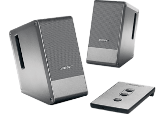 BOSE MusicMonitor Computer Speakers - Silver