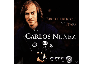 Carlos Nuñez - Brotherhood Of Stars - (CD)