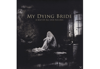 My Dying Bride - A Map Of All Our Failures - (Vinyl)