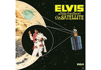 Elvis Presley - Aloha From Hawaii Via Satellite [Vinyl]
