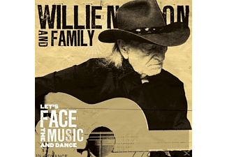 Willie Nelson and Family - Let's Face The Music And Dance - (Vinyl)