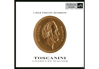 Arturo Toscanini, Nbc Symphony Orchestra - Toscanini Conducts Wagner [CD]