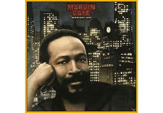 Marvin Gaye - Midnight Love [Vinyl]