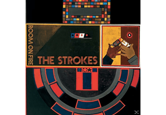 The Strokes - Room On Fire - (Vinyl)