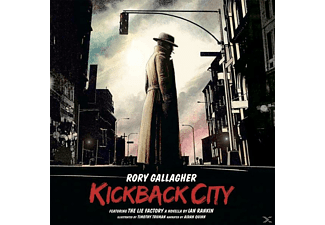 Rory Gallagher - Kickback City - (LP + Bonus-CD)
