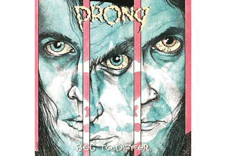 Prong - Beg To Differ - (Vinyl)