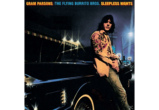 Gram Parsons - Sleepless Nights - (Vinyl)