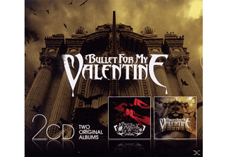 Bullet For My Valentine - The Poison / Scream Aim Fire [CD]