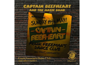 Captain Beefheart, Magic Band - Frank Freeman's Dance Club - (Vinyl)